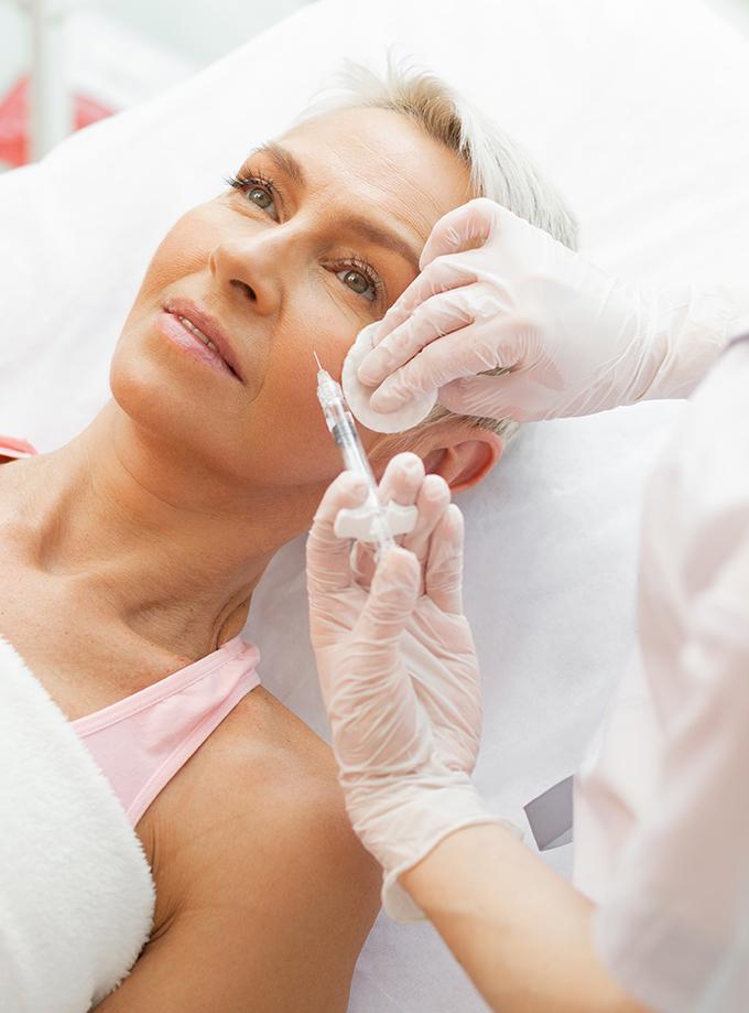 traitement botox