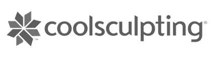 logo coolsculpting gris