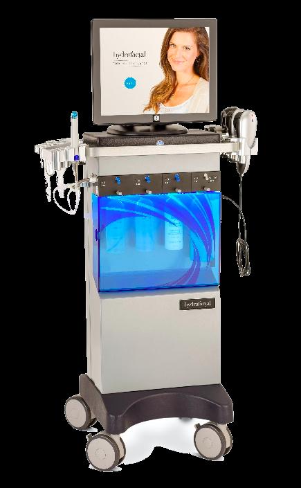 hydrafacial excellemd machine hydratation